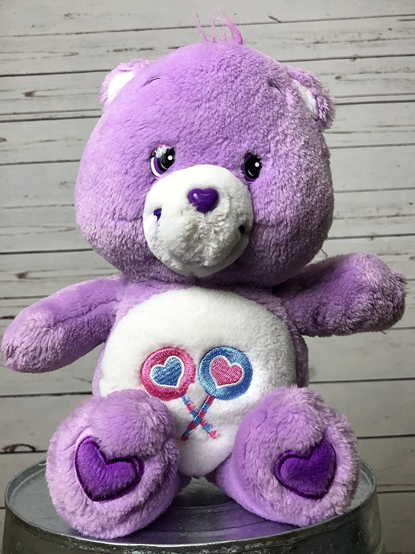 Care Bear 12  Plush Share Bear