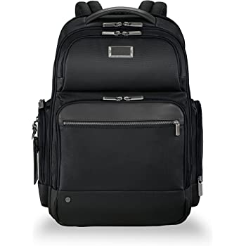 Briggs & Riley @ Work-Cargo Backpack, Black, Large