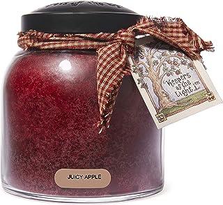 A Cheerful Giver Juicy Apple 34 oz. Papa Jar Candle, 34oz