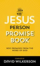 The Jesus Person Promise Book: Over 800 Promises from the Word of God (English Edition)