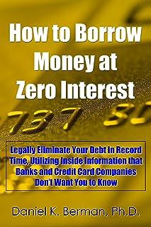 Credit Card Zero Interest Balance Transfer