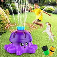 Deals on Fosuboo Sprinkler Outdoor Water Toy for Toddlers