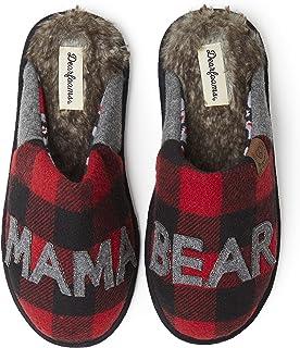 womens Dearfoams Women's Mama Bear Slipper
