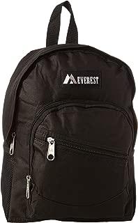 Junior Slant Backpack, Black, One Size