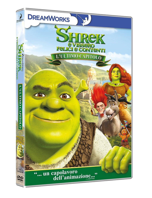 Jesus X Shrek