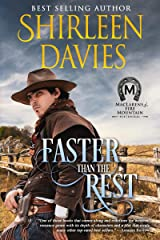 Faster Than The Rest (MacLarens of Fire Mountain Book 2) Kindle Edition
