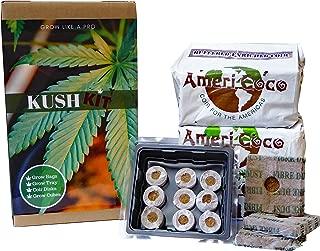 Kush Kit: A Complete Indoor Grow Kit for Hemp, Herbs and Medicinal Crops - DIY Grow Kit