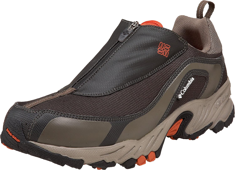 Columbia Men's BM1423 Mt. Hoody Trail Running shoes,Buffalo Burnt orange,13 M US