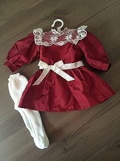 American Girl Samantha Parkington's Holiday Christmas Dress