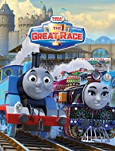 The Great Race (Thomas & Friends) (Big Golden Book)