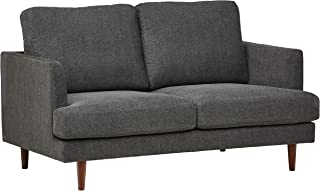 Rivet Goodwin Modern Loveseat Sofa, 61.8