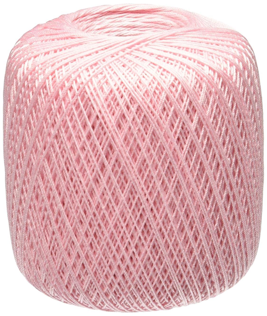 Coats Crochet 154-401 Aunt Lydia's Crochet, Cotton Classic Size 10, Orchid Pink ojilf7894