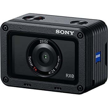 Sony 1.0-type Sensor Ultra-Compact Camera with Waterproof and Shockproof Design (DSCRX0)