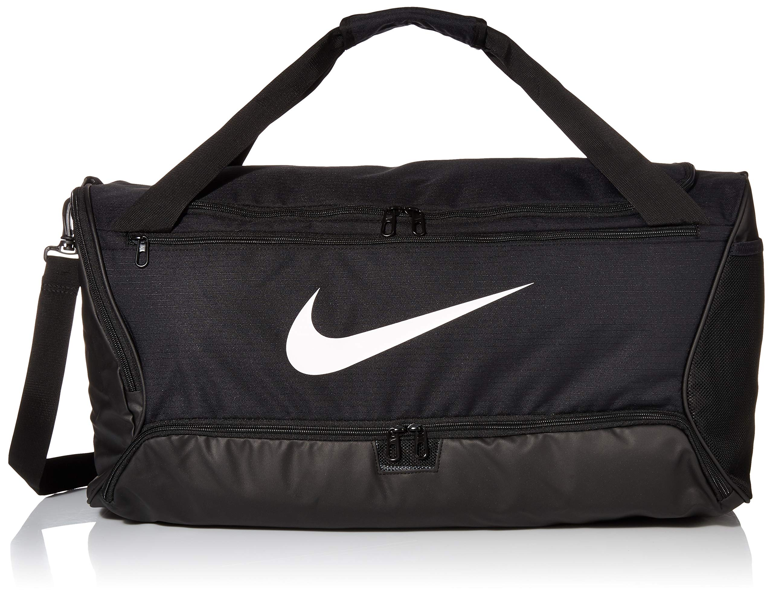 Nike Brasilia Medium Duffel Black
