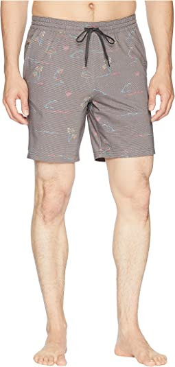 Vans Mixed Volley Decksider Boardshorts