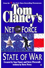Tom Clancy's Net Force: State of War Kindle Edition