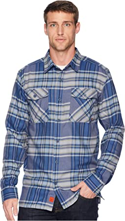 Trekkin™ Flannel Long Sleeve Shirt