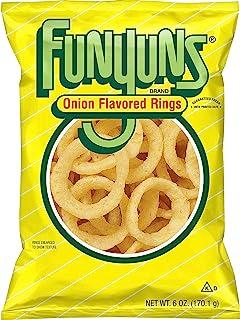 Funyuns Snack, Original, 6 Ounce