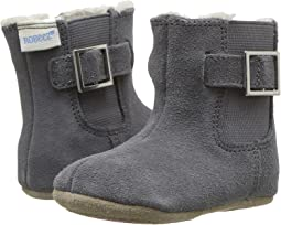 Grey Gwen Boot Mini Shoez (Infant/Toddler)