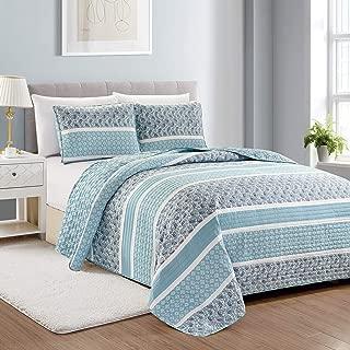 Best light blue bedspread Reviews