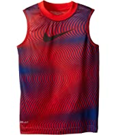 Nike Kids - Engineered Lines Dri-FIT™ Muscle Tee (Toddler)