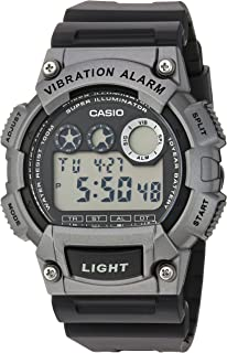 Casio Men's 'Super Illuminator' Quartz Resin Casual...