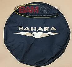 Mopar 82212321 Jeep Wrangler Sahara Edition 32 Inch Tire Cover OEM