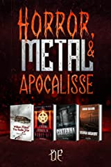 Horror, Metal & Apocalisse (Italian Edition) Kindle Edition