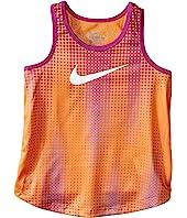 Nike Kids - Swoosh™ Dri-FIT™ A-Line Tank Top (Little Kids)