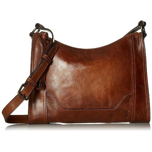 Frye Melissa Zip Leather Crossbody Bag af7c30b0b45ff