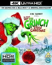 How the Grinch Stole Christmas [4K UHD + Blu-ray]