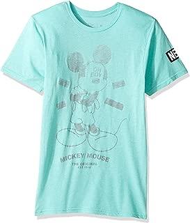 X Neff Mickey Mouse Mens Short Sleeve T-Shirt