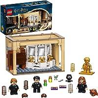LEGO 76386 Harry Potter Hogwarts: Misslungener Vielsaft-Trank Set zum 20. Jubiläum mit Harry als goldene Minifigur,...