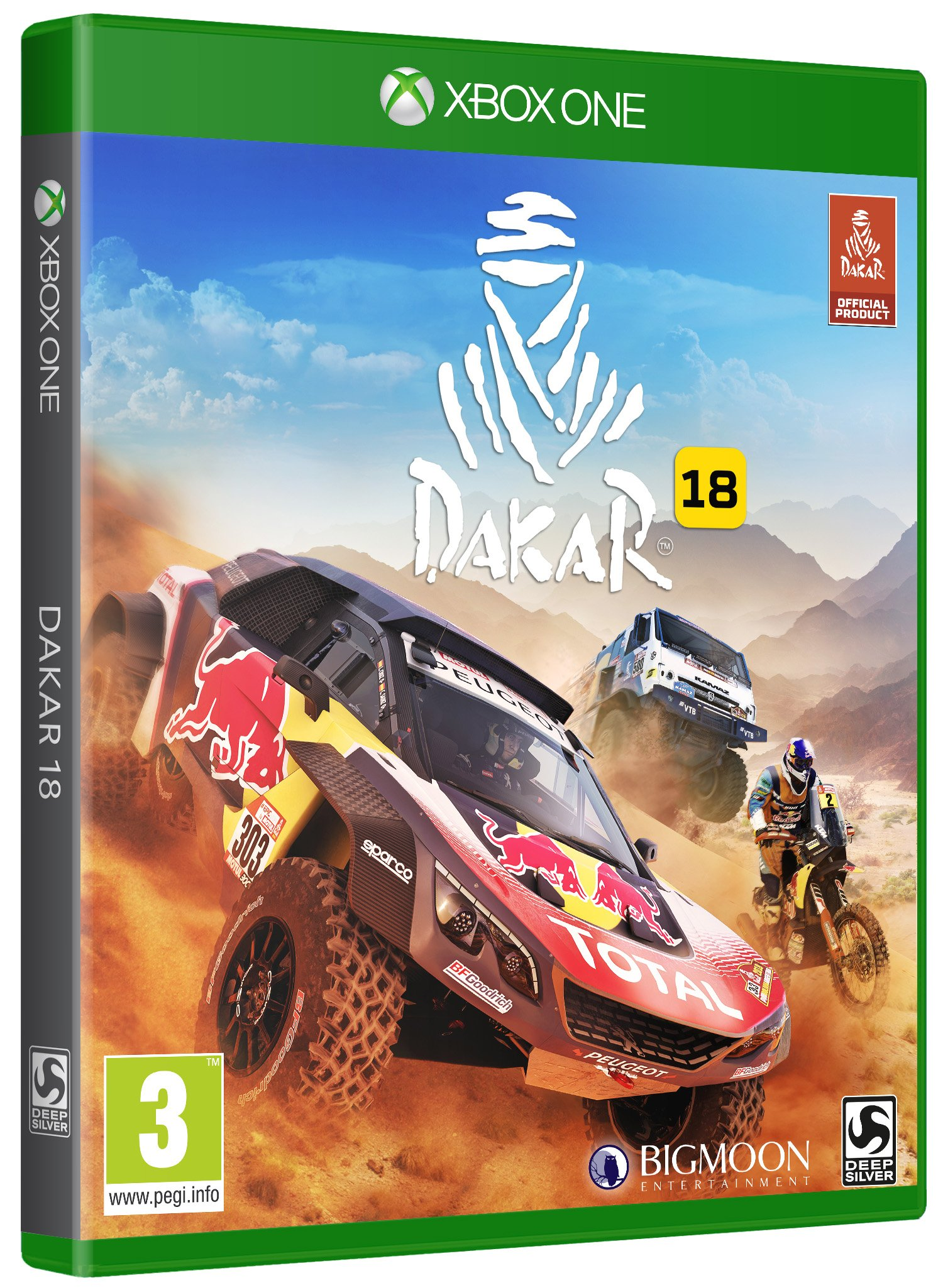 Dakar 18 Day One Edition - Xbox One: Amazon.es: Videojuegos