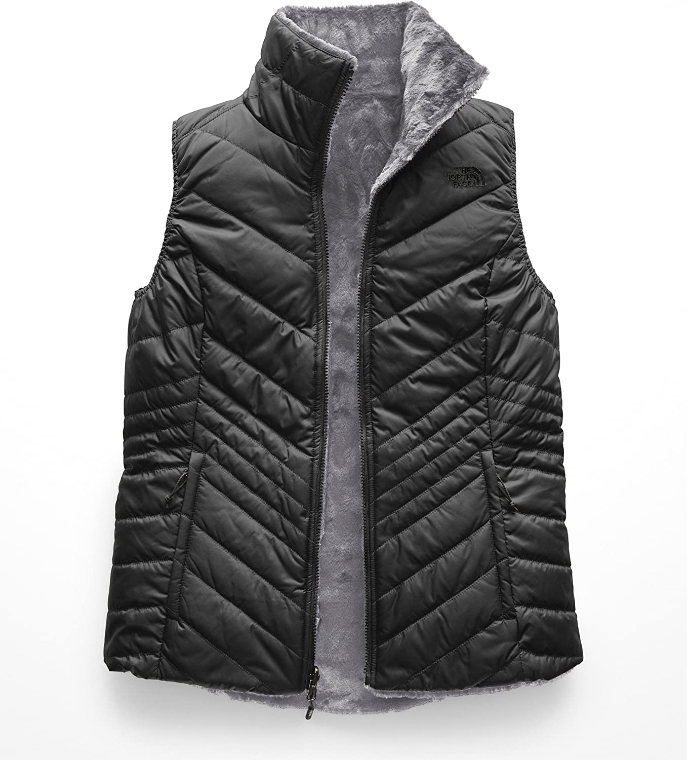 The North Face Women's Mossbud Insulated Reversible Vest: Clothing
