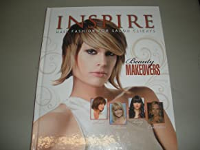 Inspire Hair Fashion Book Of Cuts for Salon Clients Volume 81 BK-V81