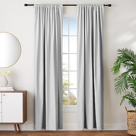 Arlington Pearl Window Curtain Tie Back Charcoal Grey