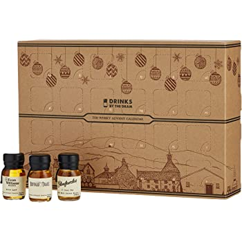 Drinks by the Dram The Whisky Advent Calendar (24 x 3cl)