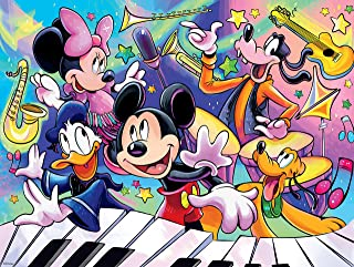 Together Time - Disney/Pixar - Fab Five Music Concert Jigsaw Puzzle, 400 Pieces