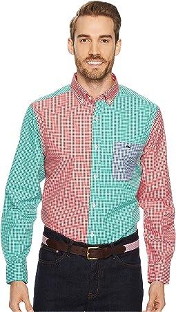 Vineyard Vines - Riverton Plaid Classic Tucker Shirt
