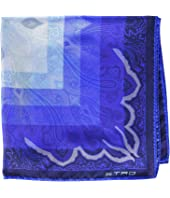 Etro - Subtle Paisley Pocket Square