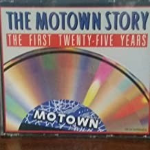 Smokey Robinson & The Miracles, Mary Wells, Marvelettes, Contours, Marvin Gaye.. By Motown Story-The first 25 Years (1986) (0001-01-01)