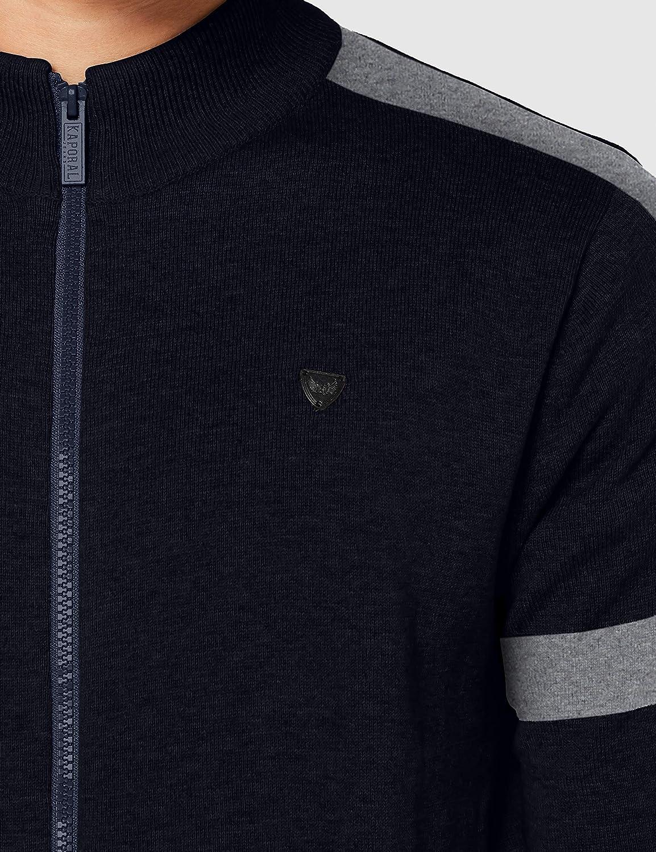 Kaporal Mens Rake Cardigan Sweater