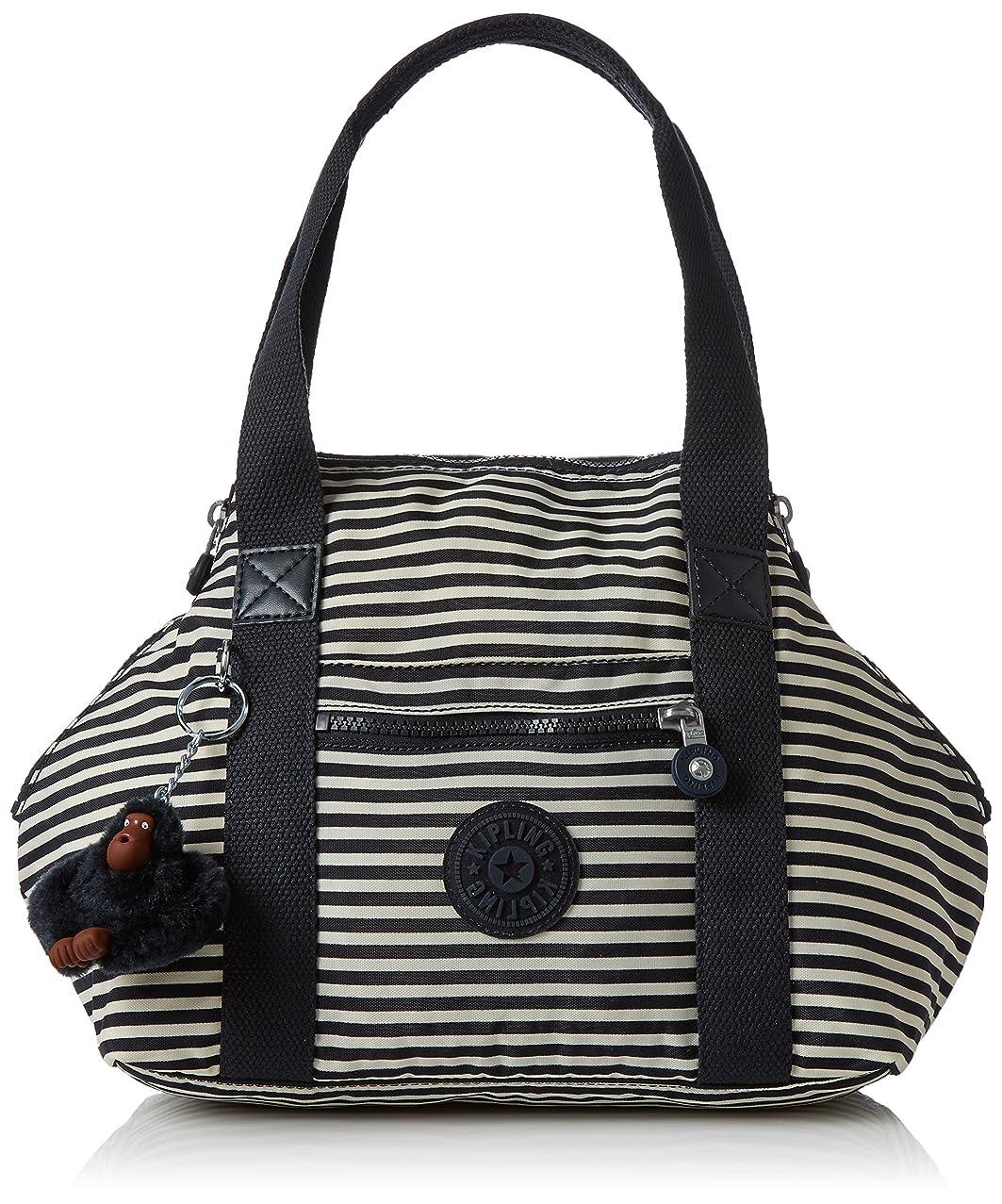 信仰作りますマオリ(Multicolour (Marine Stripy B)) - Kipling Women's Art Mini Handbags