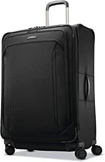 Samsonite Lineate Softside Expandable Luggage with Spinner Wheels