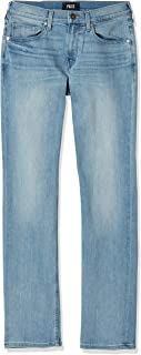 PAIGE Men's Normandie Straight Leg Jean
