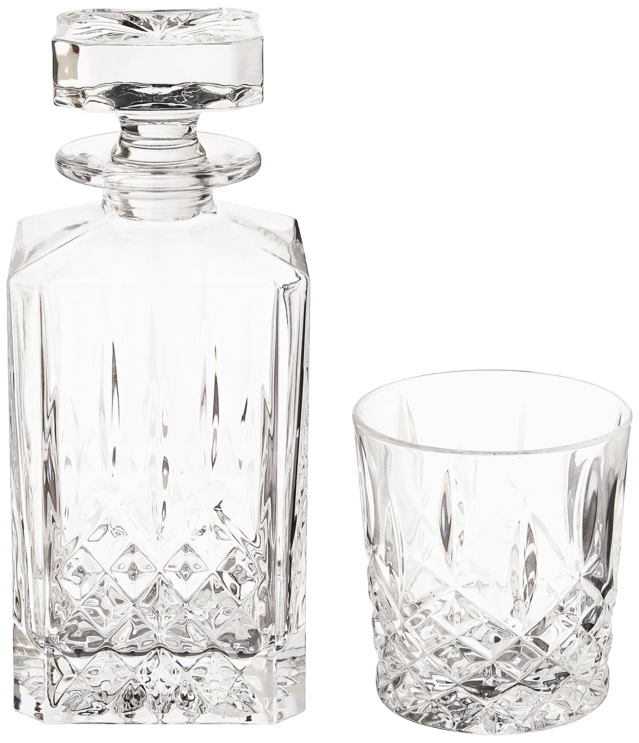 Marquis Waterford Fashioned Decanter Unleaded