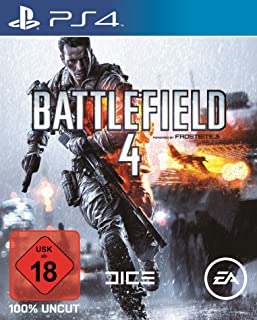 Electronic Arts Battlefield 4, PS4 - Juego (PS4, PlayStation 4, Shooter, SO (Sólo Adultos))