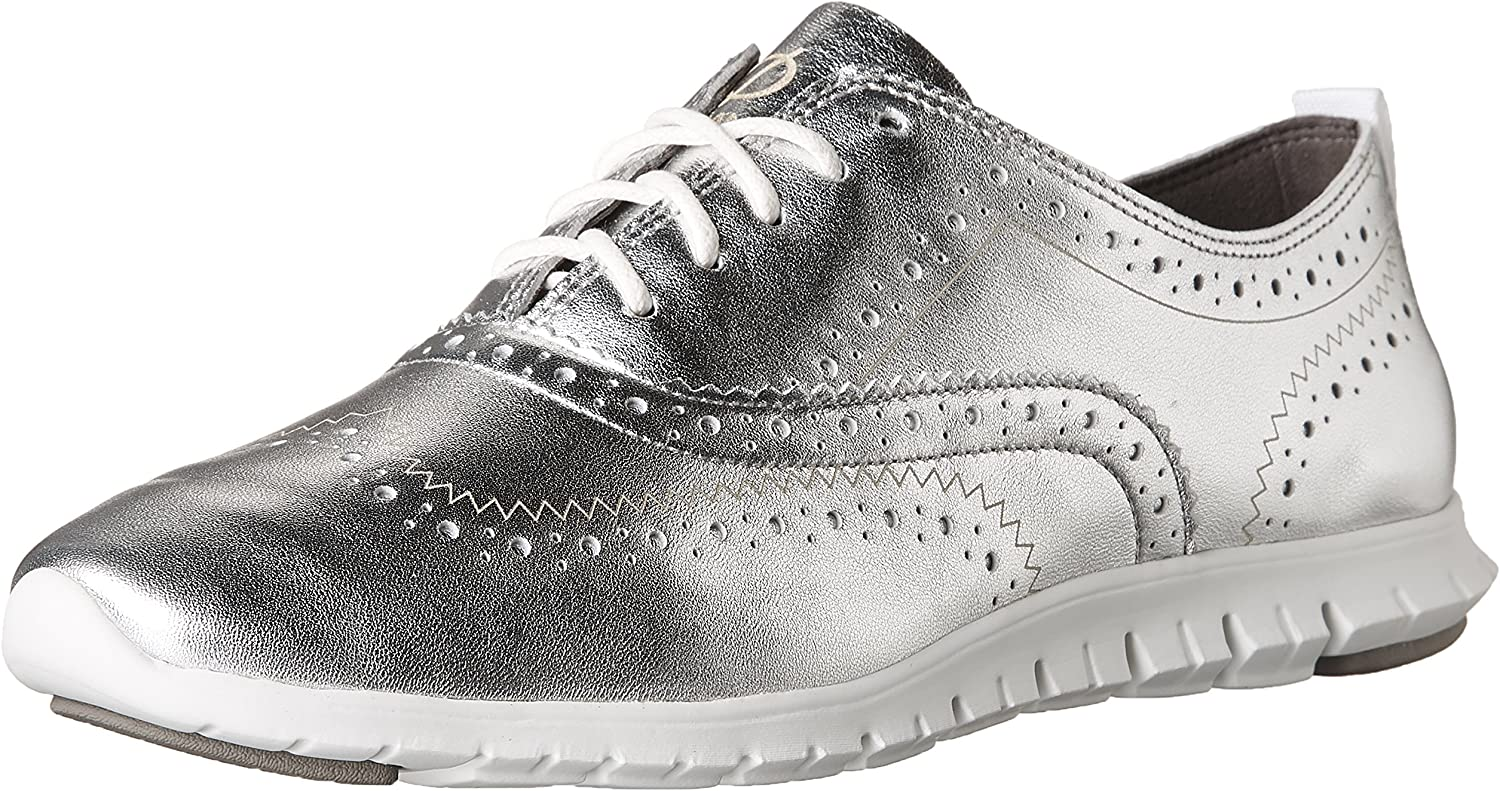 Cole Haan Woherrar Zerogrand Wing Wing Wing Ox Oxfords  grossistpris