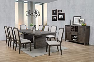 e6570cedae02 Amazon.com: 10 Pieces - Table & Chair Sets / Kitchen & Dining Room ...